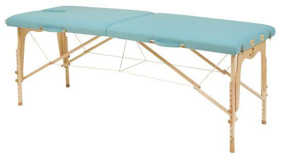 Massageliege mit Spannseilen Ecopostural höhenverstellbar C3211