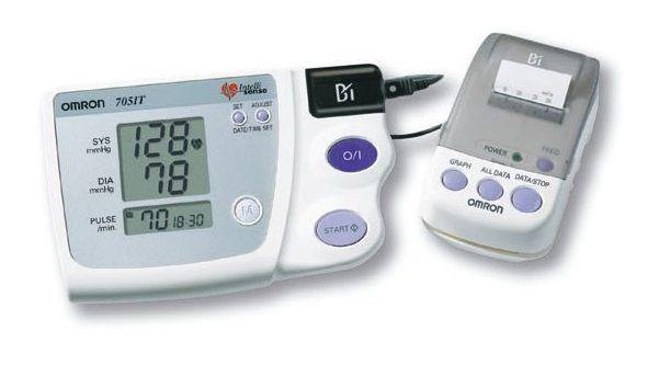 Blutdruckmessgerät Oberarm Omron 705 CPII