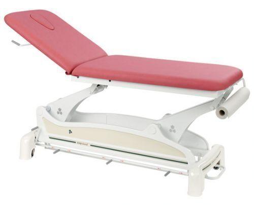 Elektrische Massageliege 2-teilig mit peripherer Fußbedienung Ecopostural C3533