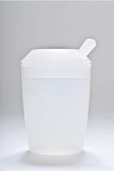 Trinkbecher aus Kunststoff 200 ml Holtex