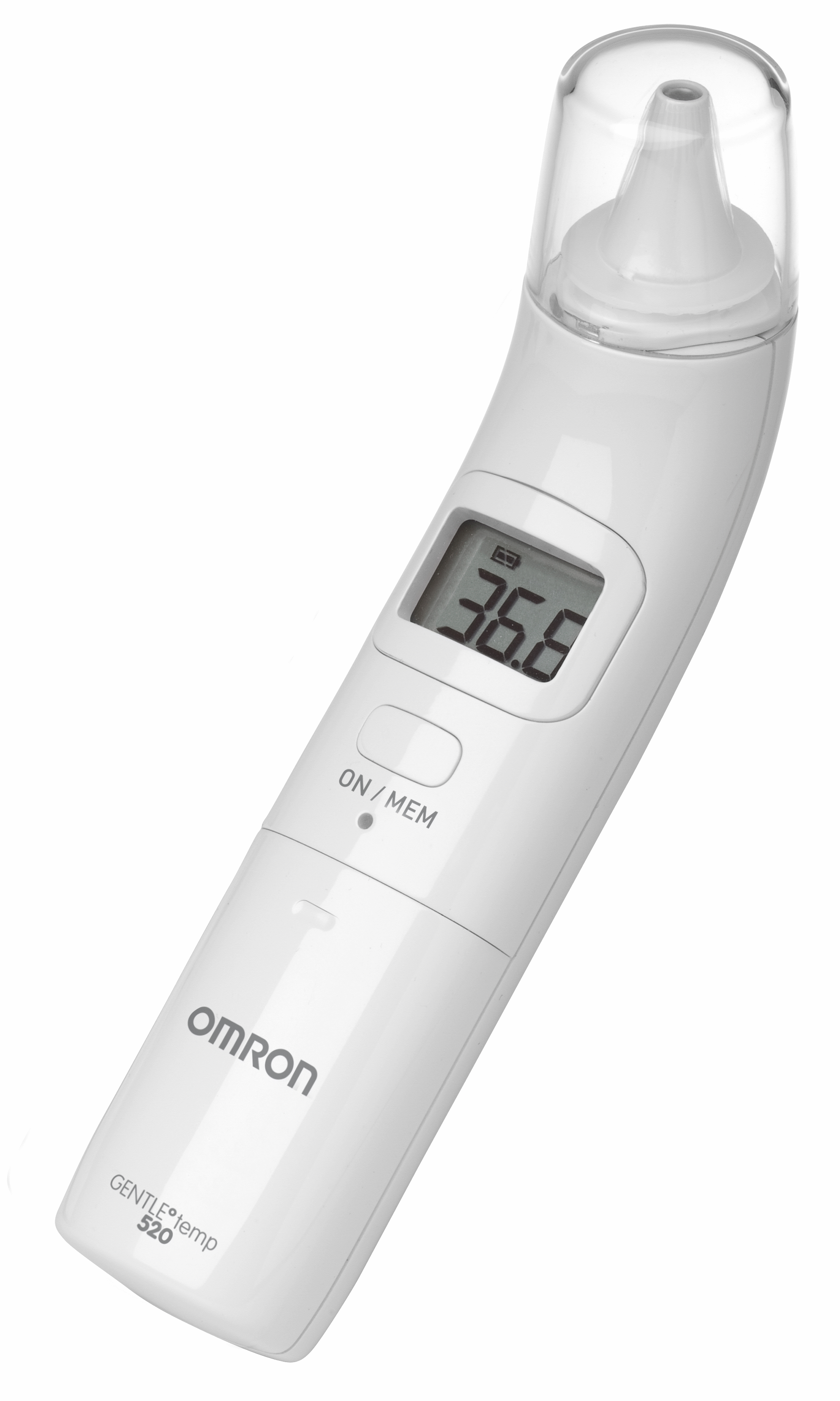 Omron MC 520 Ohr-Thermometer für 29 € / Girodmedical