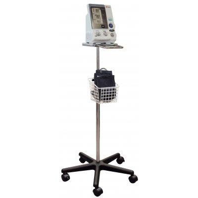 Omron 907 Rollständer  mit  5 Arme für Blutdruckmessgerät