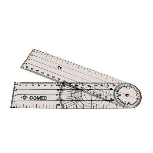 Goniometer Winkelmesser aus Kunststoff