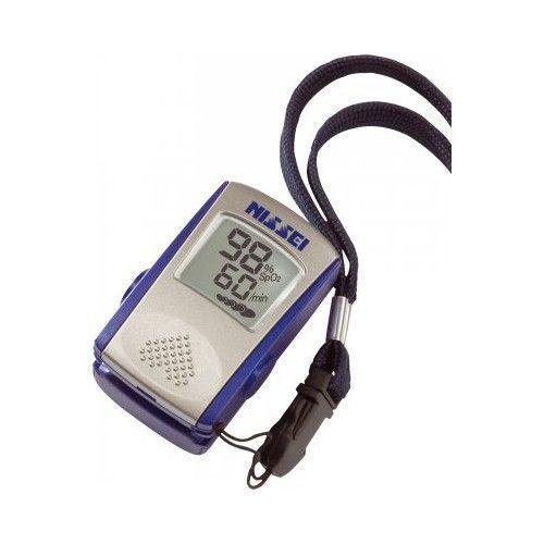 Finger-Puls-Oximeter NISSEI OX-700
