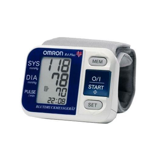 Handgelenk-Blutdruckmessgerät OMRON R4 Plus