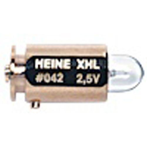 Glühbirne Xenon Halogen 2,5 V HEINE XHL 042