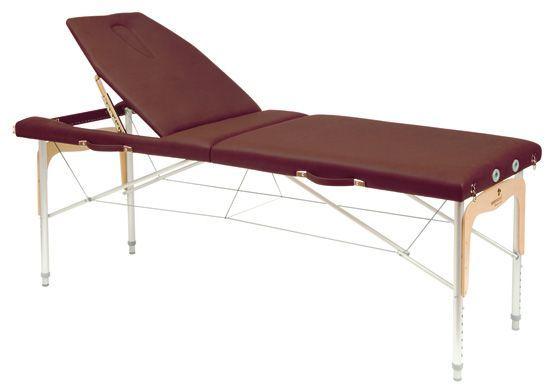 Massageliege mit Spannseilen Ecopostural höhenverstellbar 3314