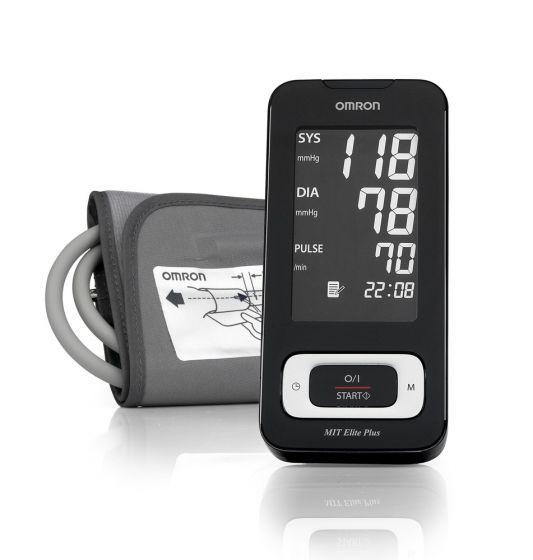 Blutdruckmessgerät Oberarm Omron MIT ELITE Plus