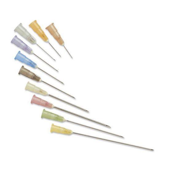 Terumo 2NN2238R Injektionsnadeln Schwarz I.M Erwachsenen 100 im  Box