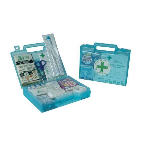 Esculape Erste-Hilfe-Kasten ASEP AUTO 4 Personen