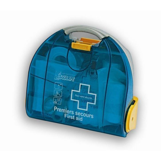 Esculape Erste-Hilfe-Kasten in ABS OPTIMA 4