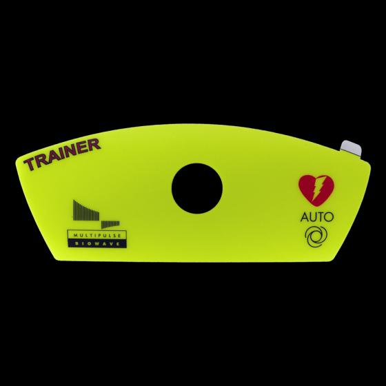 Schiller Aufkleber Automatic Defibrillator Fred Easy Training