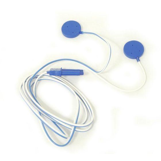 Schiller 0-21-0006 wiederverwendbares Kabel für Trainingselektroden