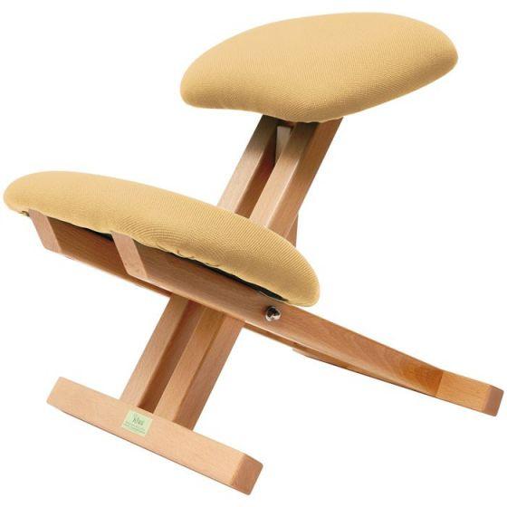 Klappbarer ergonomischer Stuhl Ecopostural S2106