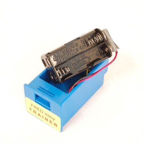Schiller Gehäuse für 4 Batterien Easy T2 (ohne Batterien)