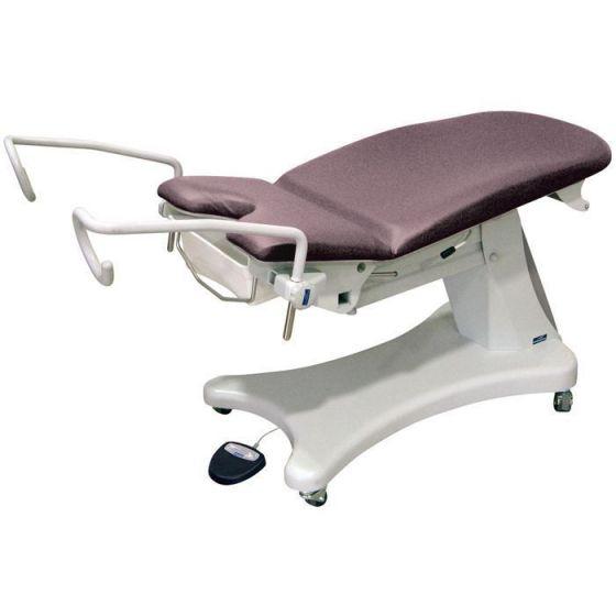 Promotal Elektrischer gynäkologischer Tisch mit Steigbügeln Elansa