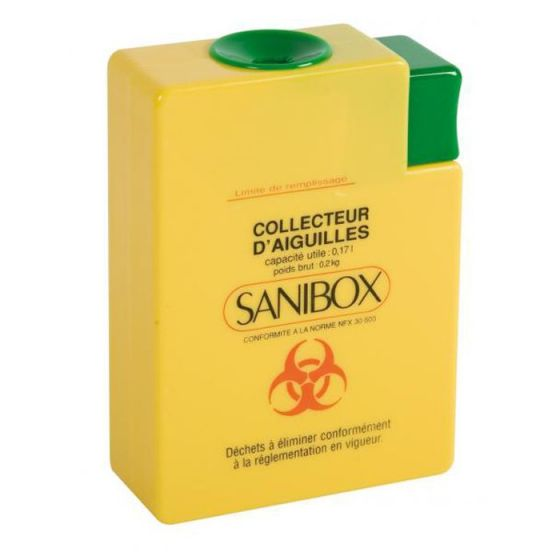 Rekuperator der Nadeln - Sanibox