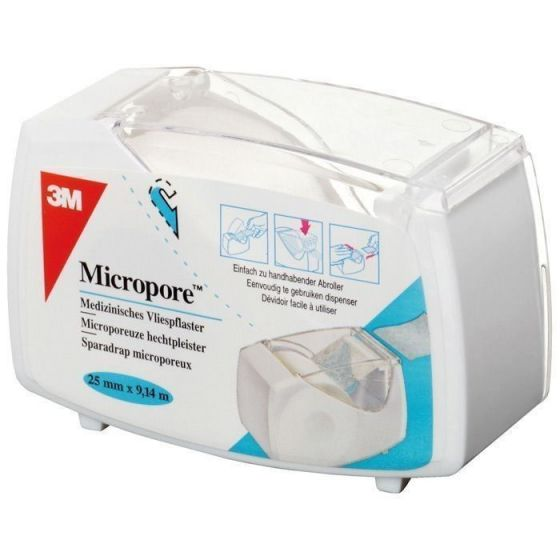 3M Micropore Fixierpflaster