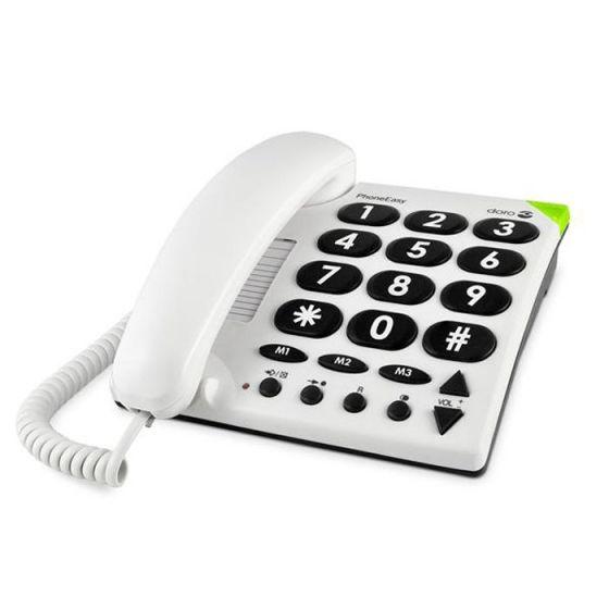 Doro 06780002 Telefon  PhoneEasy 311c