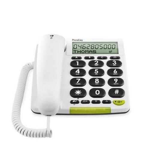 Doro 4641Telefon PhoneEasy 312ci