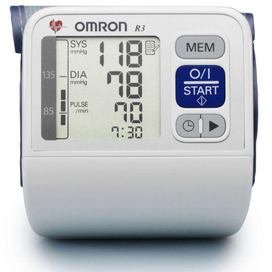 Blutdruckmessgerät Handgelenk OMRON R3- i Plus