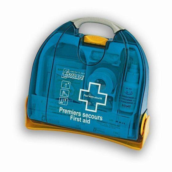 Esculape Erste-Hilfe-Kasten in ABS OPTIMA 8