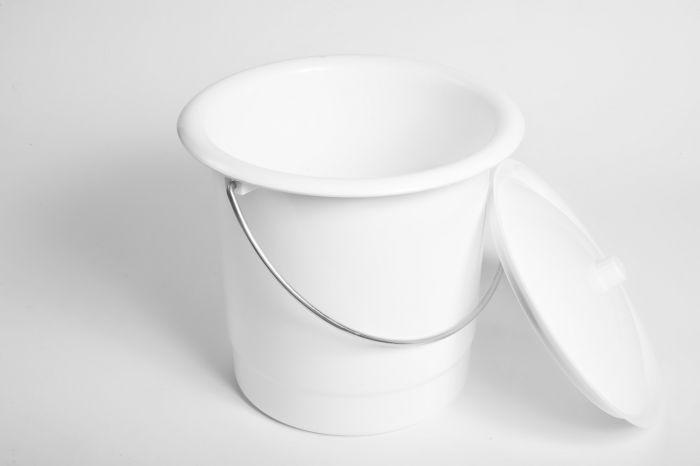 Hygienischer Eimer Erwachsene Holtex