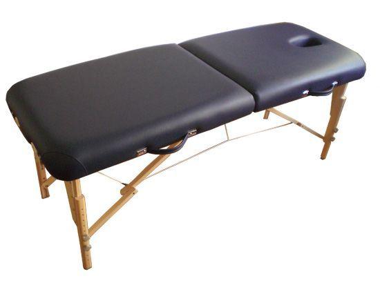 Massageliege für Osteologie-Praxis Eco 2008