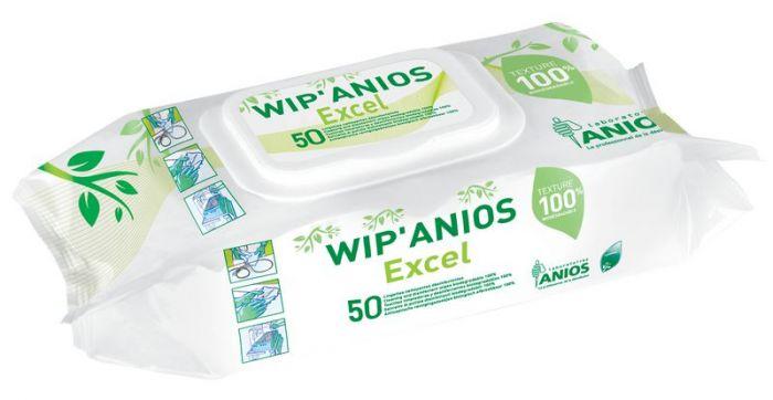 Desinfektionstücher Wip'Anios